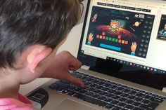 Make Learning to Type Fun with Dance Mat Typing Typing Skills, Typing Games, What Is Dance, Learn To Type, Free Typing, Chart Infographic, Type I, Rss Feed, Simple Words