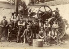 Vintage Tractors, Steam Engine, Trains, Engineering, Commercial, Classic, Old Pictures, Classic Books, Old Tractors