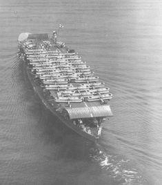Imperial Japanese Navy Aircraft Carrier Akagi - Destination's Journey