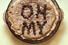Пирог из шоколадного масла