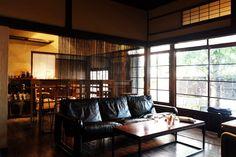 「古民家→カフェ」 代々木 DADA CAFE http://ikigoto.com/living/tabi/dadacafe/