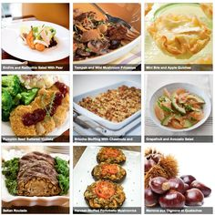 Thanksgiving Recipes | Recipes: Vegetarian Thanksgiving | YenYoga and Fitness Blog