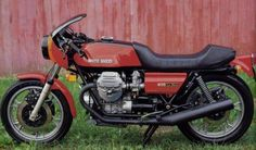 Moto Guzzi 850 Le Mans Mark I