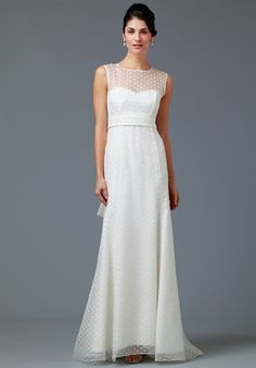 So elegant, love this!http://www.theknot.com/wedding-dress/siri/garden-path-bridal-9282?ctx=6:100:-1:-1=res