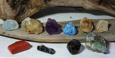 Healing Stone Lot- Medicine Pouch Stones- NOW AVAILABLE at www.whimsicaloffshoot.com #healingstones #crystalhealing #reiki #chakra #thewhimsicaloffshoot #redjasper #citrine #amethyst #blueapatite #labradorite and more