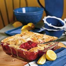 Easy Cherry Cobbler Recipe - Desserts