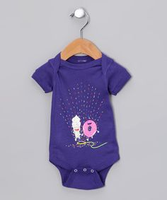 Playin' in the Sprinkler Bodysuit - Infant by Threadless on @zulily