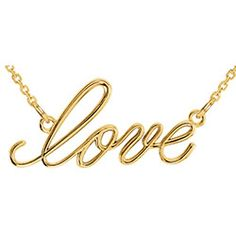 All you need is this love necklace. #retro   http://shopping.schubachstore.com/Style-103409-Love-Necklace