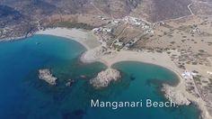 Spectacular Beaches in Ios island Greece - New 2017 Drone Shots Beautiful Beaches, Serenity, Greece, Ios, Island, Water, Travel, Outdoor, Youtube