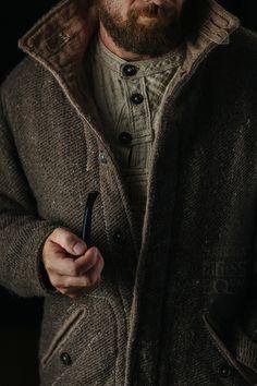 080 wool coat by Not