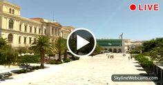#Ermoupoli, view over Miaouli Square. #Syros #Greece