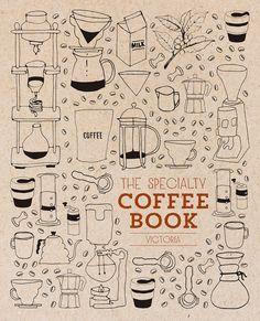 Speciality Coffee Book Victoria