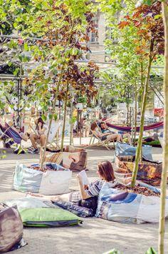 Atelier Starzak Strebicki · Temporary public space for Malta Festival Poznan 2016