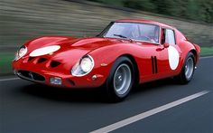 The £33m 1963 Ferrari GTO 250   Cost $33m    The GTO 250 was built in limited numbers between 1952 and 1964. It generated    302bhp, with a 0-60mph speed of 5.8 seconds. Only 39 are thought to still    exist. In February British businessman Jon Hunt sold    his GTO 250 for £20.2m