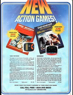 awesome classic video games ad, do you recall enjoying this game?
