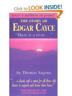Story of Edgar Cayce: There Is a River: Thomas Sugrue: 9780876043752: Amazon.com: Books