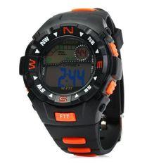 Hoy con el 40% de descuento. Llévalo por solo $11,900.Lasika WF77 LED reloj deportivo.