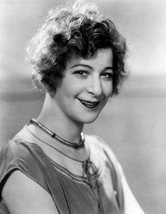 Fanny Brice (October 29, 1981 - May 29, 1951)