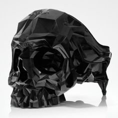 The Skull Armchair