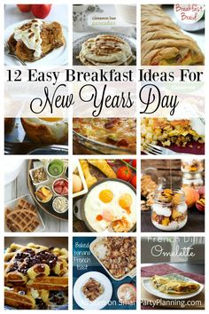 12 easy breakfast re