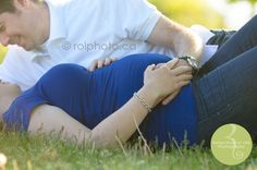 pregnancy photo - outside