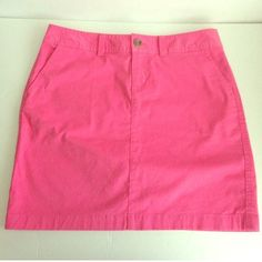 Caslon for Nordstrom  pink mini skirt Caslon for Nordstrom  pink mini skirt- Nwt! Tags are only the tag with buttons- but it was never worn either. Caslon Skirts Mini