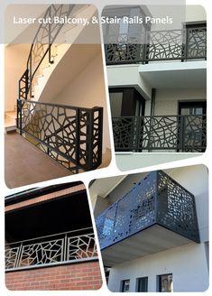 Laser cut Balustrade designs at BuildDirect Africa