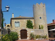 Torre Pella i Forgas, Begur. | por mahatsorri