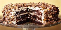 Это очень вкусный торт, он прямо тает во рту..