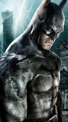 If I could be any superhero, I would be Batman. Why? Because he's freaking Batman.