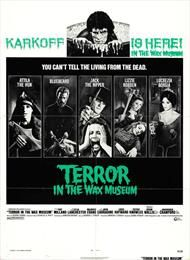 Terror in the Wax Museum / Terror en el museo de cera / Ужас в музее восковых фигур  (1973)