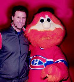 Will Ferrell et Youppi! / Will Ferrell and Youppi!