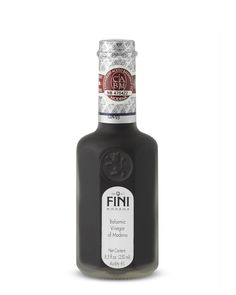 "FINI BALSAMIC VINEGAR OF MODENA... save your high end balsamics for the ""few drops on top"" dishes; for your vinaigrettes and soups and sauces, the 12month aged FINI is perfect"