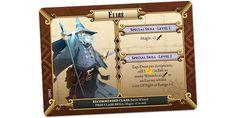 Elias, Battle Wizard