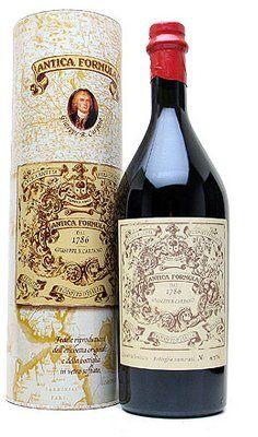 Fancy - Carpano Antica | Italian sweet vermouth