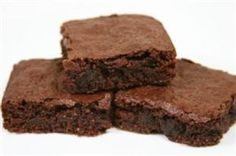Bob's Red Mill Almond Brownies - good tip in comments for adding an extra egg & tad more almond flour for chewy brownie. {note to self: sub cocoa w/toasted carob pwder, evap cane juice w/erythritol & corn starch w/arrowroot powder}