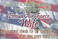 Air Force Wife!