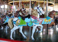 Paragon Carousel Hull, MA