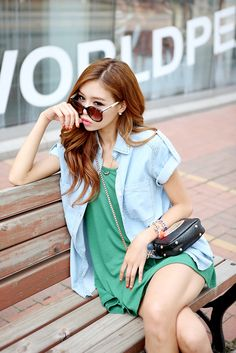 Itsmestyle to look extra k-fashionista ♥