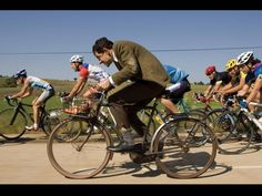 Mr.Bean Tour de france