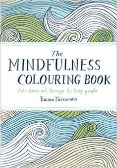 Mindfulness Colouring Book - Free printable coloring pages for adults