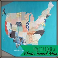 How to Create a Photo Travel Map
