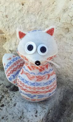 Francois Fox a sock kit for simple sewing, born in the french countryside. His hobbies are breeding slugs, collecting belly button fluff and eating escargot in garlic butter... saveoursocks