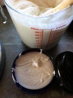 Emulsified Sugar Scrub