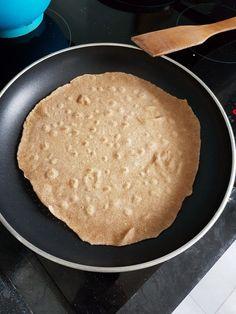 Tortilla pełnoziarnista - domowa, dietetyczna i smaczna - Mocne Kalorie