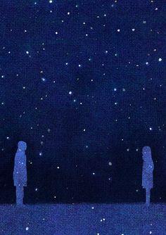 Life is Beautiful — byHajin Bae(배하진) - Source: http://soulist-aurora.tumblr.com/ (click for animated GIF)