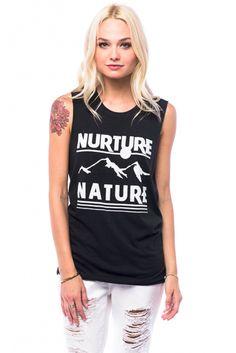 Nurture Nature Muscle   Sub-Urban Riot