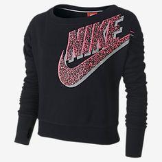 Nike SB Seasonal Crew Girls' Sweatshirt. Nike Store