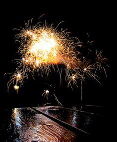Fireworks at Home  http://wefirstmet.com