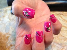 Nail design by Nancy